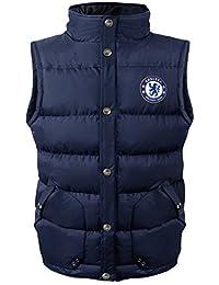 Chelsea FC - Chaleco acolchado oficial - Para niño