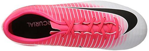 Nike Jr Mercurial Vapor Xi Ag-Pro, Chaussures de Football Mixte Enfant Rose (Racer Pink/black-white-white)