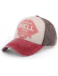 Distressed Vintage Trucker Cap Gas Station rot