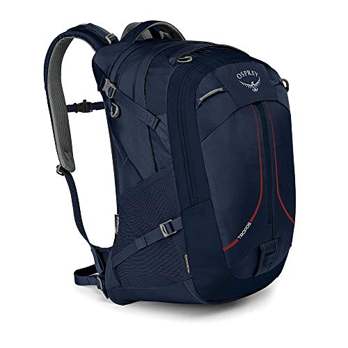 Osprey Tropos 32 Men s Everyday   Commute Pack with Integrated Kickstand -  Cardinal Blue (O ddbdd2a6c29fd