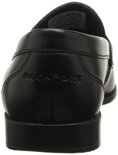 Rockport Classic Loafer Penny, Mocassini uomo Nero