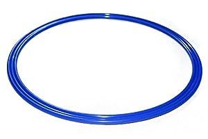 agility sport pour chiens - cerceau Ø 60 cm, bleu - 1x R60b