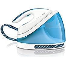 Philips GC7011/20 PerfectCare Viva - Centro de planchado, 2400 W, color azul