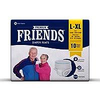 Friends Adult Pants Large-Xlarge (10 Count)