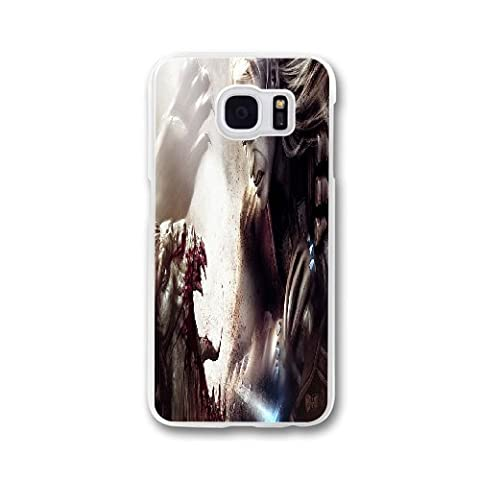 Personalised Custom Samsung Galaxy S7 Edge Phone Case The Witcher
