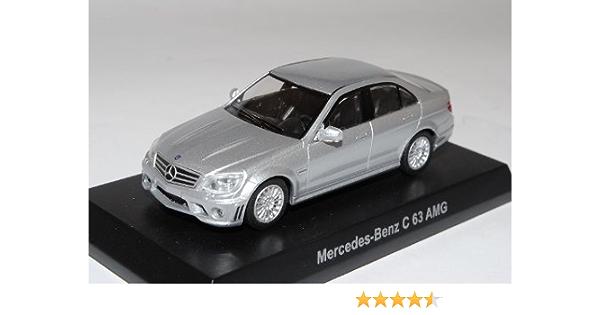 Kyosho Mercedes Benz C Klasse C63 Amg Limousine Silber W204 Ab 2007 1 64 Sonderangebot Modell Auto Mit Individiuellem Wunschkennzeichen Spielzeug