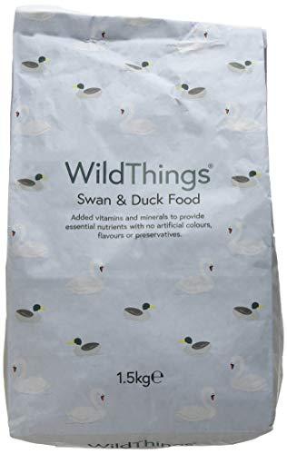 Wild Things - Mangime per cigni e Anatre