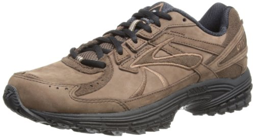 BROOKS Adrenaline Walker 3 M Mens Walking Shoes, Brown, 12 UK