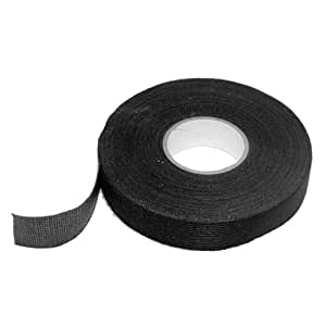 417b82Jd3AL._SY300_QL70_ wiring loom harness adhesive cloth fabric tape roll amazon co uk non adhesive wire harness tape at soozxer.org