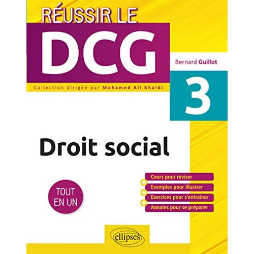 UE3 - Droit social UE3