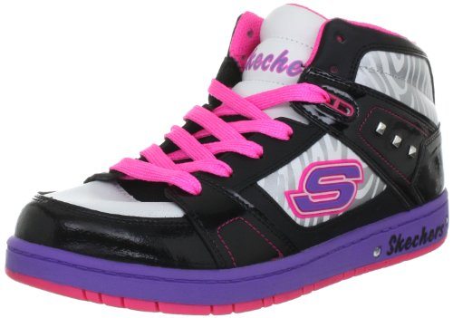 Skechers Sugarcanes-Shimmies, Baskets mode fille