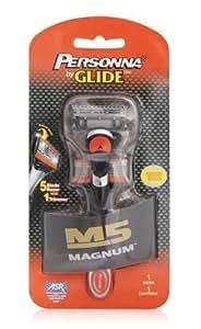Glide 5 Blade Razor with 1 Trimmer