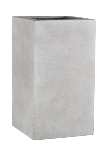 Emsa Blumenkübel, Naturelite Dundee 67, warm concrete, 37 x 37 x 67 cm, 8519718467