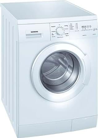 siemens wm14e143 waschmaschine frontlader aab 1400 upm 6. Black Bedroom Furniture Sets. Home Design Ideas