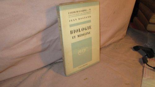 Biologie et medecine