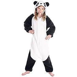 Chaks c1103140, traje Kigurumi Panda, niño 140cm