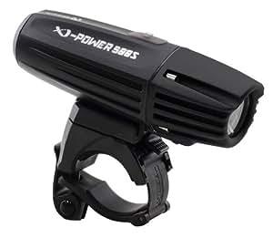 Moon X-Power 500 Front LED Light - Black