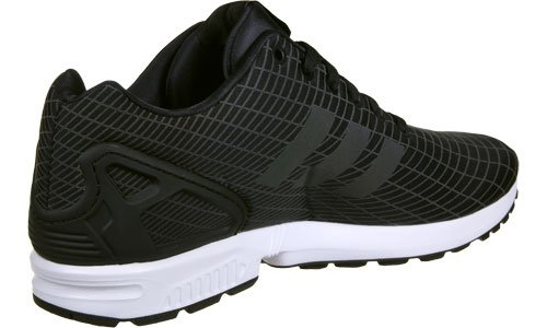 adidas  Zx Flux,  Herren Laufschuhe core black-footwear white-core black (BB2158)