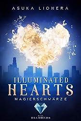 Magierschwärze (Illuminated Hearts 1) (German Edition)