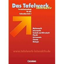 Das Tafelwerk interaktiv - Westliche Bundesländer: Schülerbuch