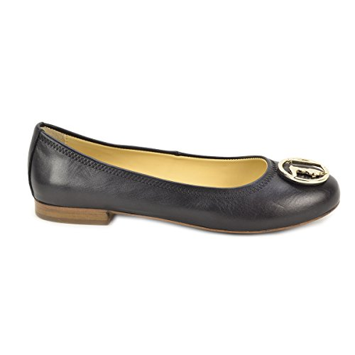 Trussardi Jeans 79S07849 Ballerine a punta chiusa, Donna, Nero (19 Nero), 39