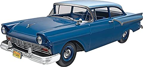 Revell Monogram 1:25 Scale 1957 Ford Custom 2-in-1 Plastic Model Kit