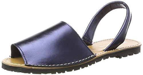 Tamaris 28916, Sandales Bride arrière femme Bleu (Navy Metallic 824)