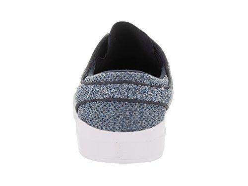 Nike SB  Stefan Janoski Hyperfeel,  Herren Durchgängies Plateau Sandalen mit Keilabsatz Obsidian/White/Industrial Blue