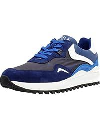 Calzado deportivo para hombre, color Azul , marca VOILE BLANCHE, modelo Calzado Deportivo Para Hombre VOILE BLANCHE STEALTH Azul