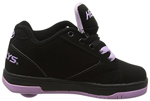 Heelys chaussure à roulette propel 2.0 he100041 charcoal gris rose Grey/Pink
