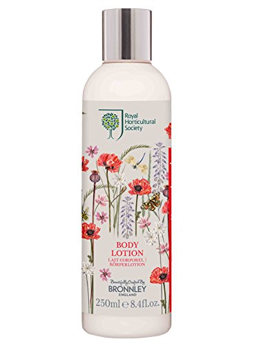 RHS Poppy Meadow Lotion Pour le Corps 250ml
