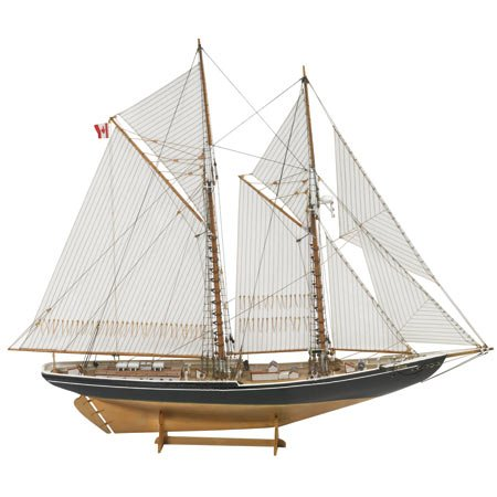 Billing Boats 1:100 Scale Bluenose II Model Building Kit