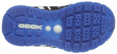 Geox Jungen J Pavel B Low-Top Blau (NAVY/ROYALC4226)