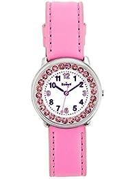 Scout Mädchen-Armbanduhr Analog Quarz Plastik 280381003