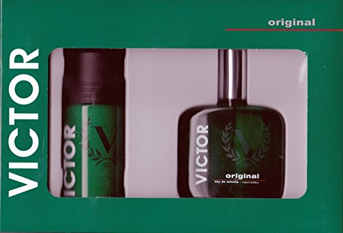 Victor Originial Eau de Toilette Spray 100 ml / Deodorant Spray 150 ml Geschenk-Set