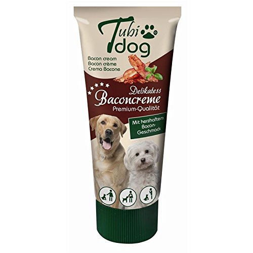 Tubi Dog Lachscreme, 4er Pack (4 x 75 ml)