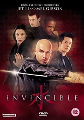 Invincible [DVD] by Billy Zane