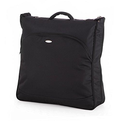 Rada Multifunktioneller Kleidersack 54 cm, hochwertige große Kleiderhülle, Anzug Aufbewahrung Schutz, Knitterschutz, Koffer-Organizer für Kleidung, wasserabweisende Kleidertasche Damen und Herren