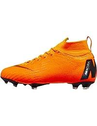 outlet store f78d3 4f1da Nike Jr Superfly 6 Elite Fg, Scarpe da Fitness Unisex-Bambini, Multicolore (
