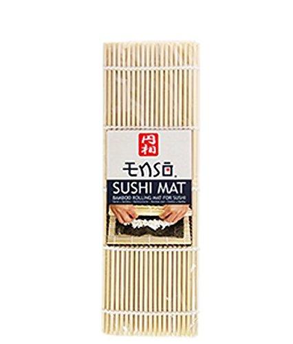 Enso - Esterilla Para Sushi - 25x24 cm  paquete de 2