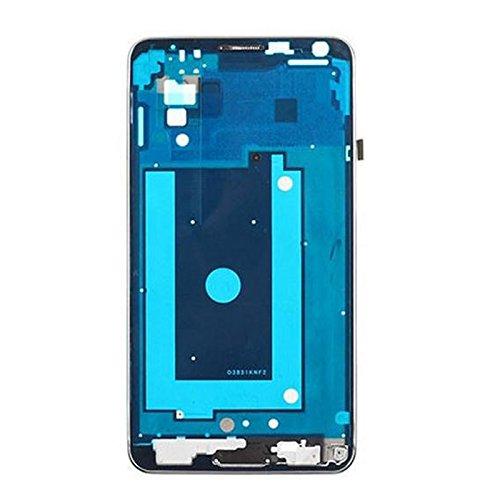 YICHAOYA Hochwertiges LCD-Gehäuse for das Galaxy Note III / N900V (T-Mobile Version) (Besteck) (Farbe : Silver) (Samsung Galaxy 3 Tmobile Handy)