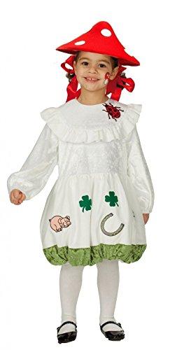 Rubies Süßes Glückspilz Kostüm Für Kinder (Kostüm Glückspilz)