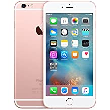 "Apple iPhone 6s Plus SIM única 4G 64GB Oro rosado - Smartphone (14 cm (5.5""), 64 GB, 12 MP, iOS, 10, Oro rosado)"