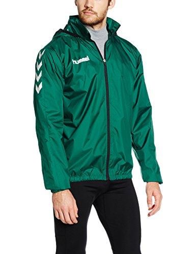 Hummel Herren Jacke Core Spray Jacket, Evergreen, XL, 80-822-6140 -