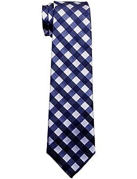 Retreez Classic Check Tejido Boy 's Tie–8–10años–varios colores