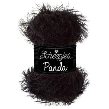 Scheepjes Panda (585) Black Bear