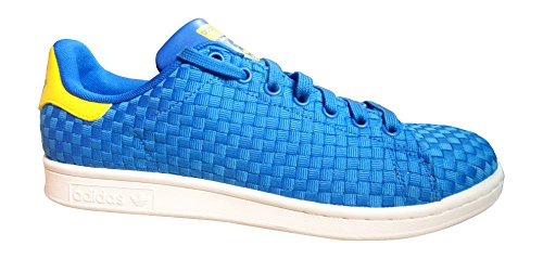 adidas , Baskets mode pour homme blue yellow BA8444