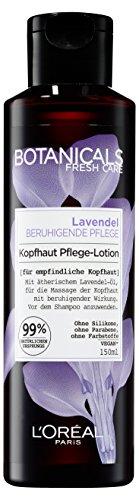 L'Oréal Paris Botanicals Kopfhaut-Lotion Öl Lavendel Hydratisierende Pflege, 1er Pack (1 x 150 ml) -