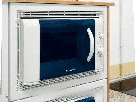 Electrolux–Kit Einbaurahmen weiß für Mikrowelle ELECTROLUX