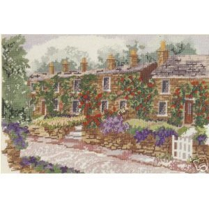 Rose Cottage Cross Stitch Chart : everything 5 pounds (or less!)
